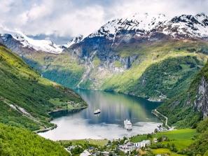 PLAVBA -NórskeFjordy soSprievodcom!
