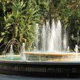 Jeden z mnohých španielských nádherných parkov